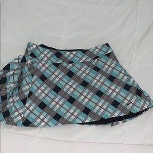Nike reversible golf/tennis skirt